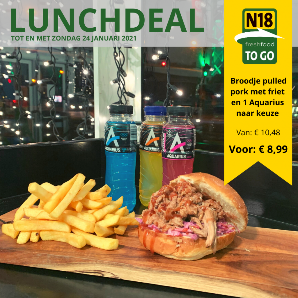 Lunchdeal W3
